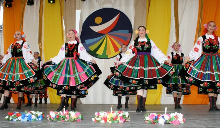 Tanzgruppe Polonia