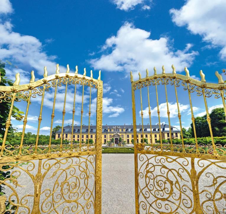 Goldenes Tor