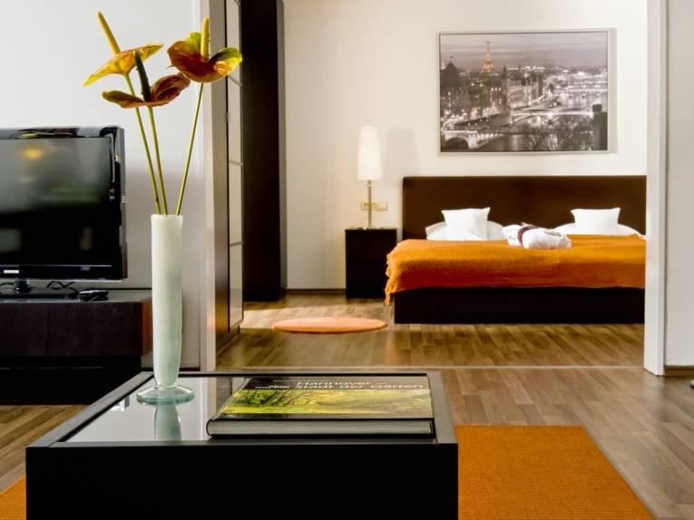 Zimmer Wyndham Hannover Atrium Hotel