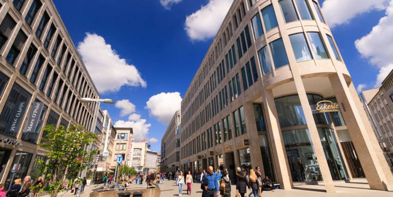 Shopping / Innenstadt