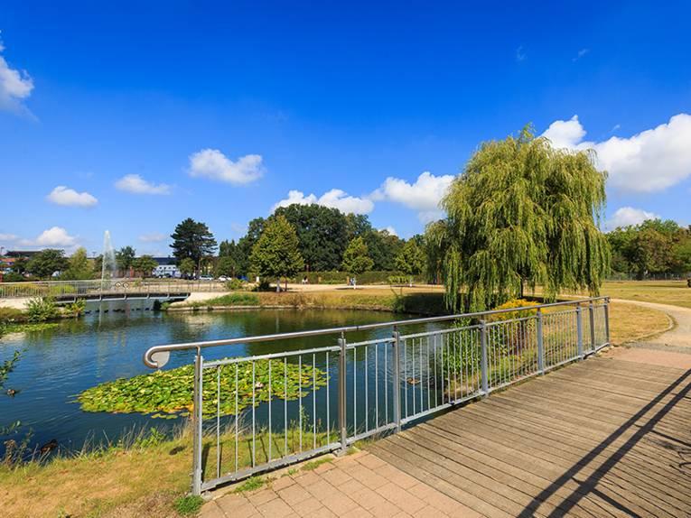 Hohnhorstpark in Lehrte