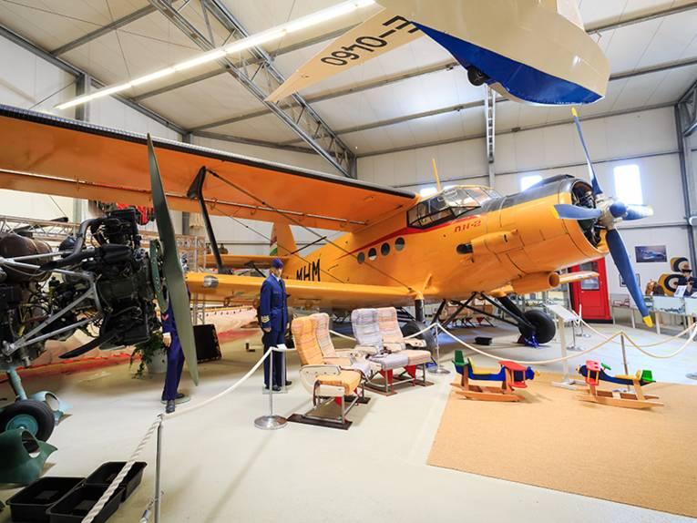 Luftfahrtmuseum in Laatzen