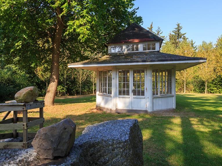 Teepavillon im Hermannshof Springe