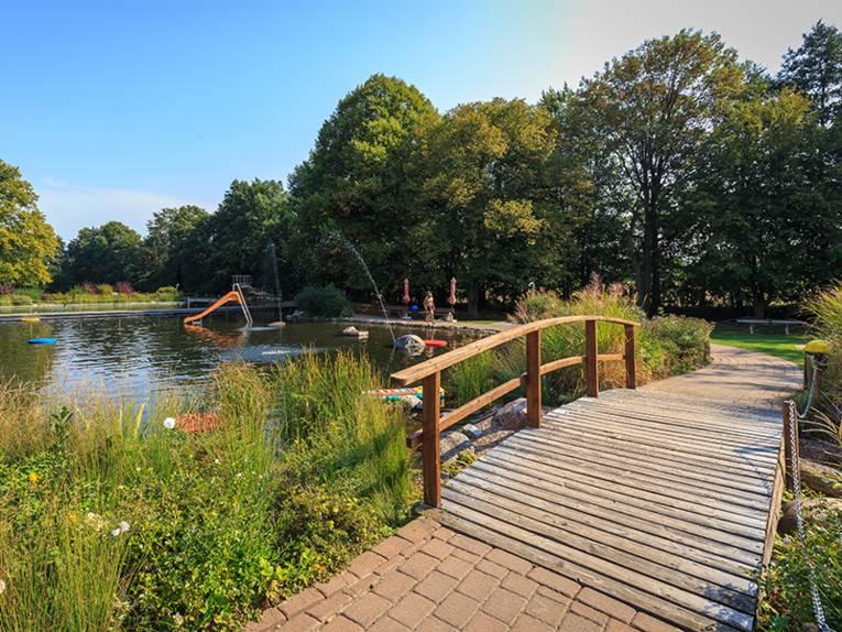 Wasserpark in Wennigsen