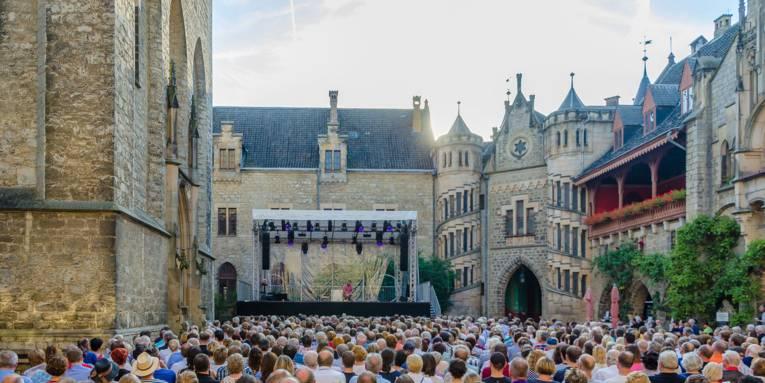Best of Kleines Fest auf Schloss Marienburg