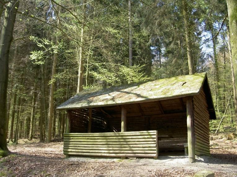 Von Hütte zu Hütte im Deister