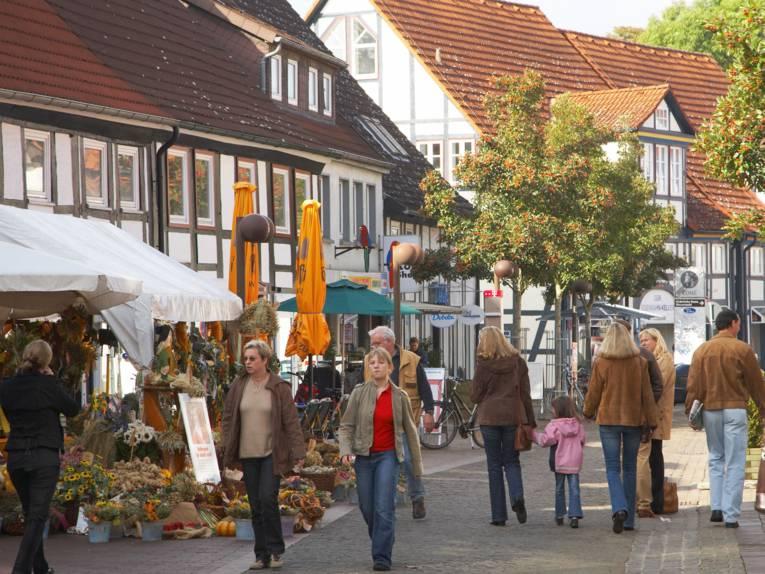 Wunstorf City Centre
