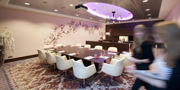 Business Lounge im RP5 Entertainment Center