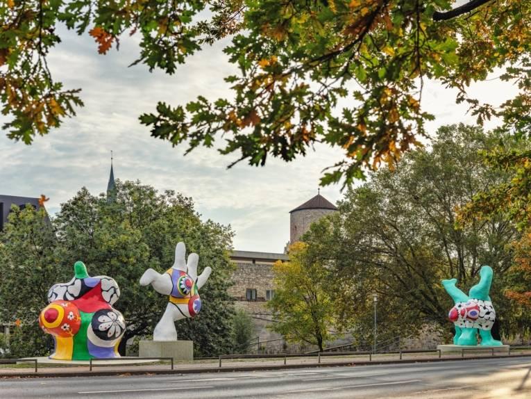 Niki de Saint Phalle | Nanas