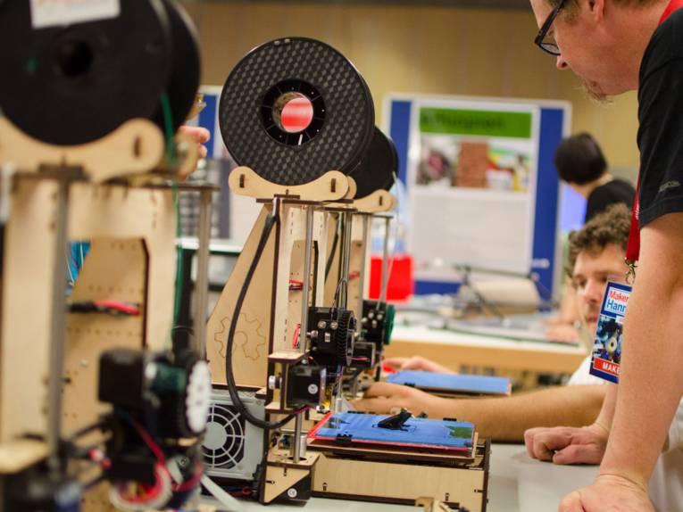 Maker Faire - die Messe für Technikenthusiasten!