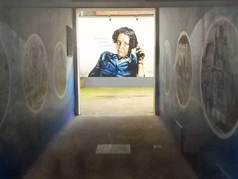 Hannah Arendt Bild