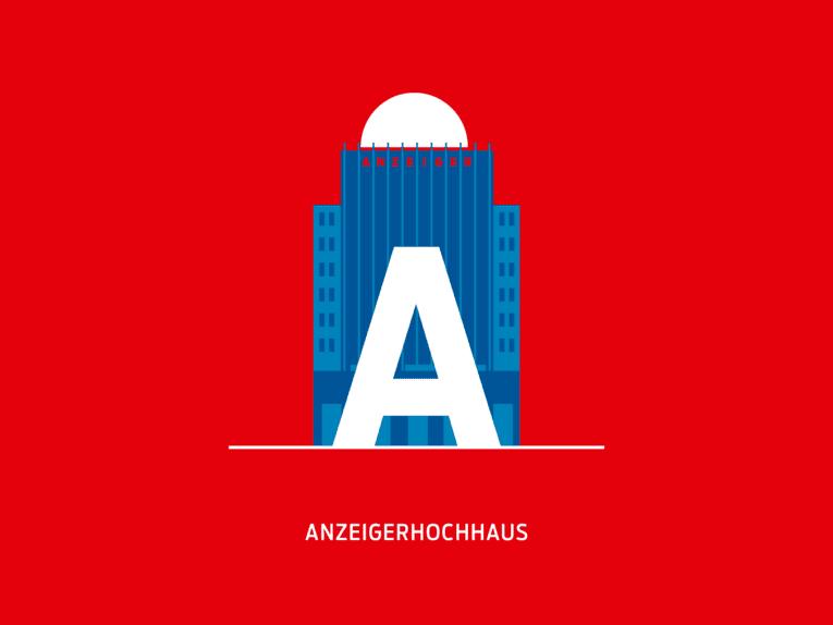 A - Anzeigerhochhaus
