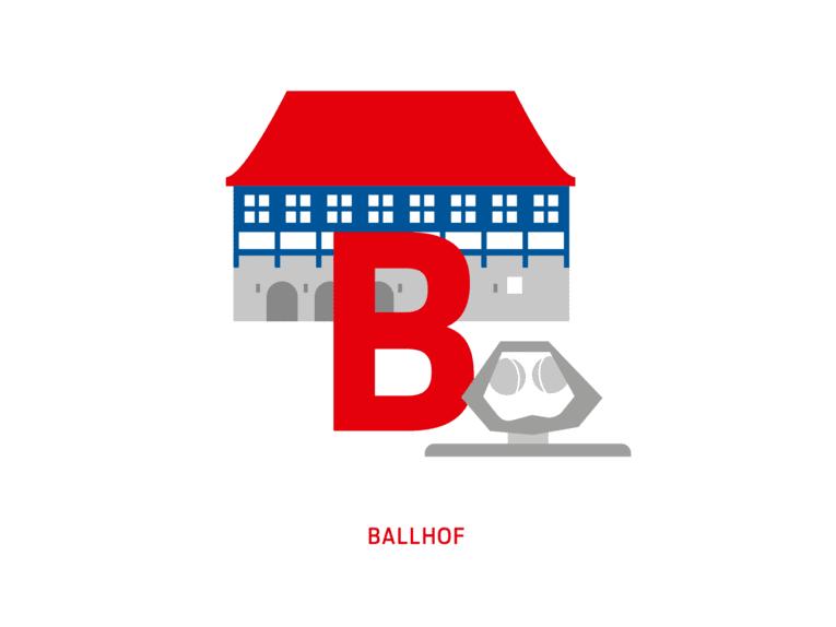 B - Ballhhof