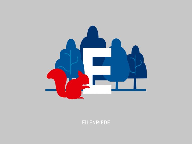 E - Eilenriede