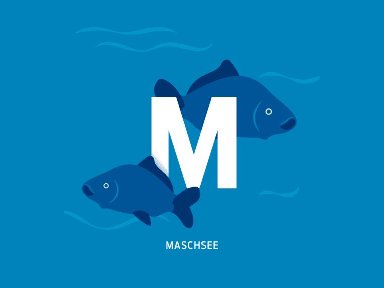 M - Maschsee