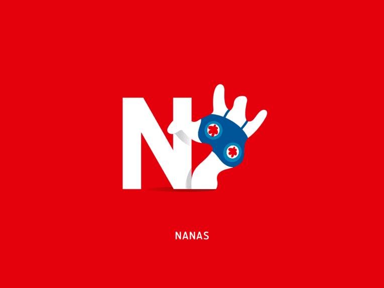 N - Nanas