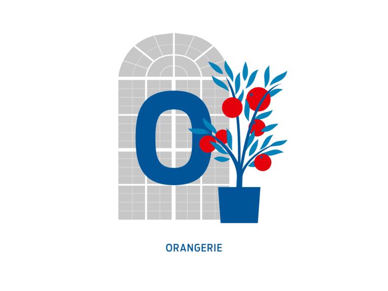 O - Orangerie