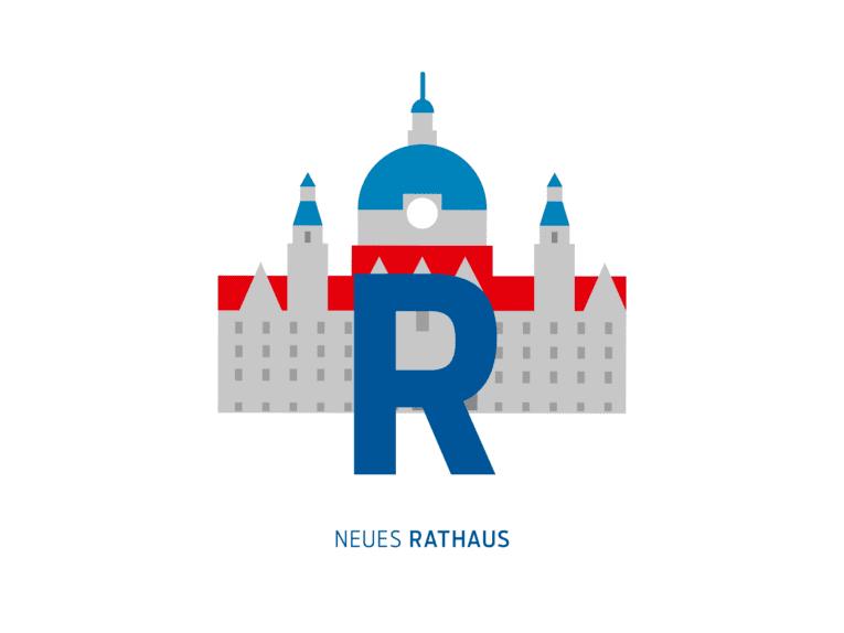 R - Neues Rathaus