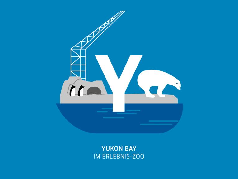 Y - Yukon Bay im Erlebnis-Zoo
