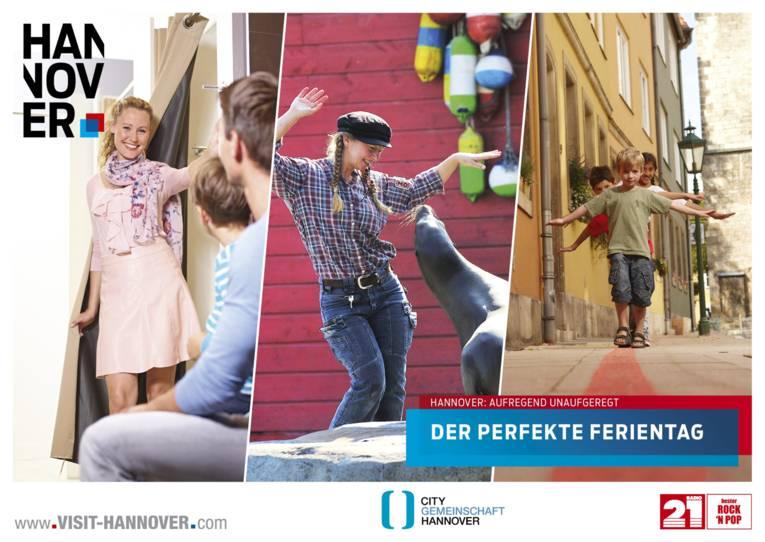 Der perfekte Ferientag Hannover