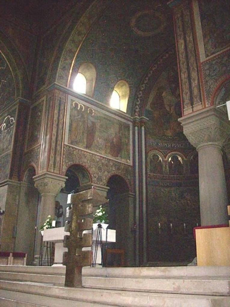 Innenansicht St. Elisabeth