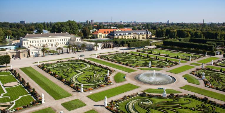 Großer Garten / Schloss Herrenhausen