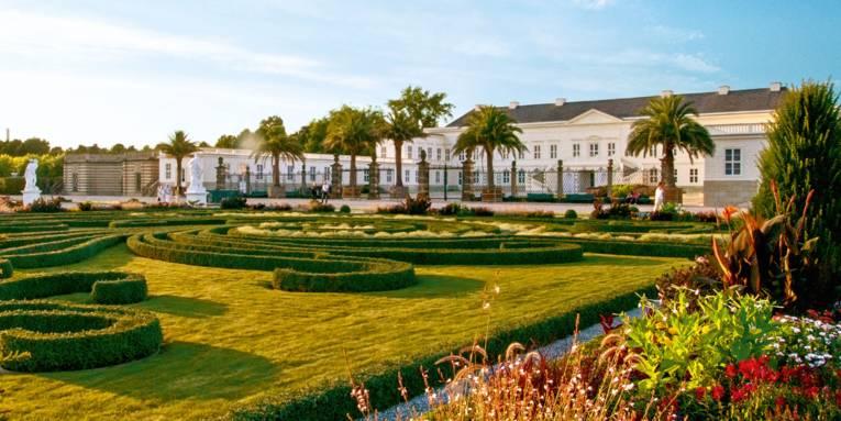 Pałac w Herrenhausen