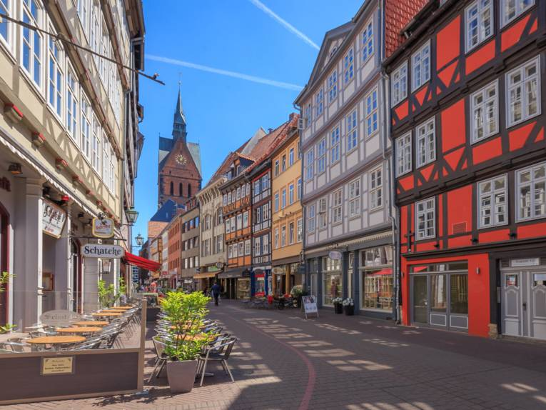 Altstadt / Roter Faden
