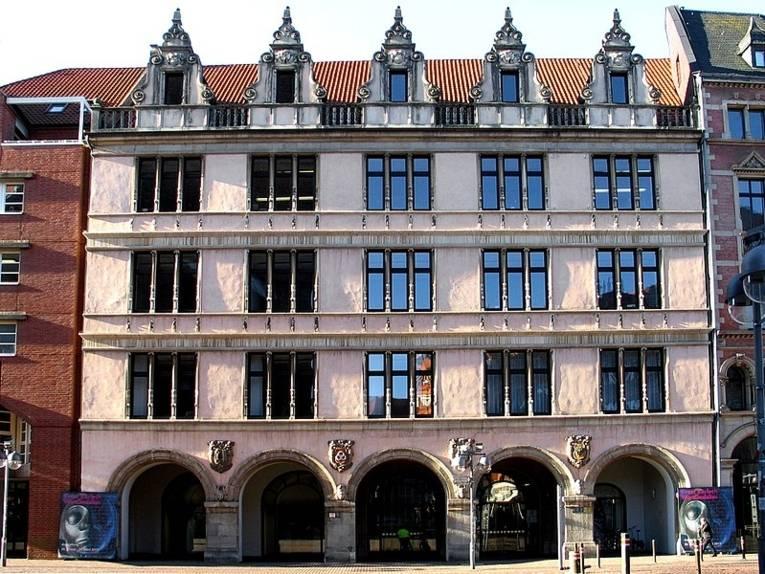 Haus Georg von Cölln