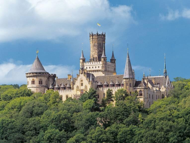 Main Motive Marienburg Castle