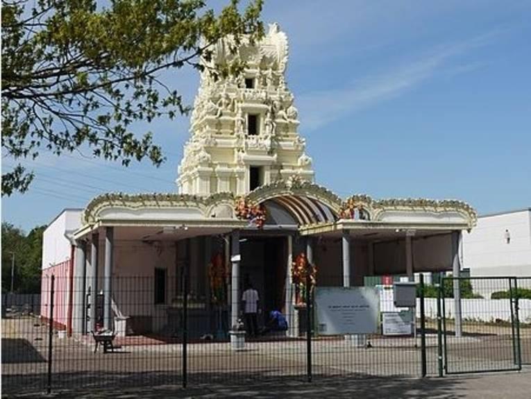 Sri Muthumariamman Tempel Hannover