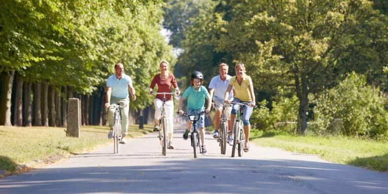 Radfahren / Familie