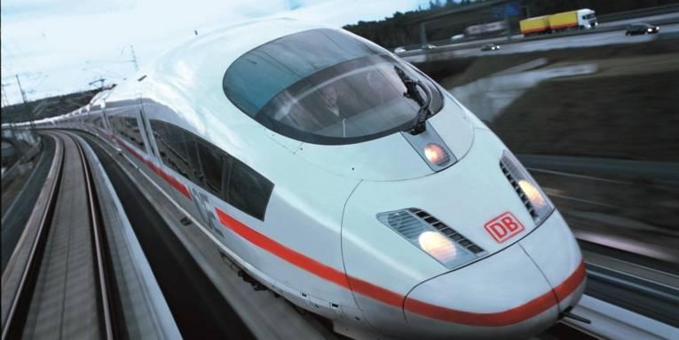 城际特快列车 · ICE