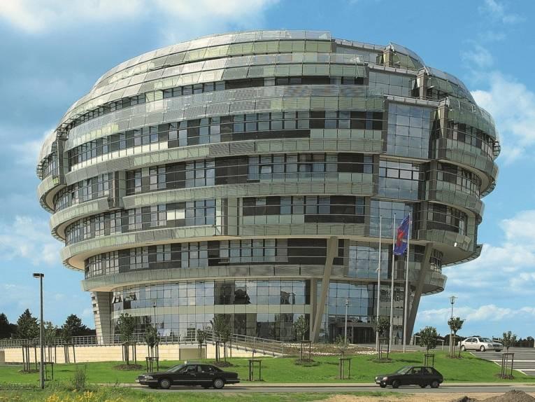 Das INI-Gebäude