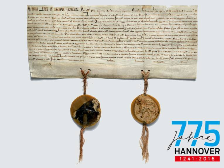 Stadtrechtsurkunde von 1241