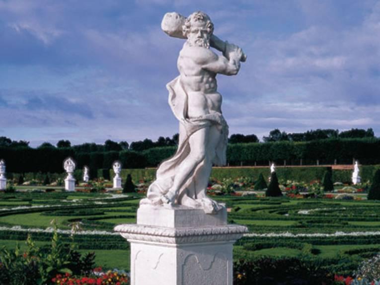 Herkules-Statue