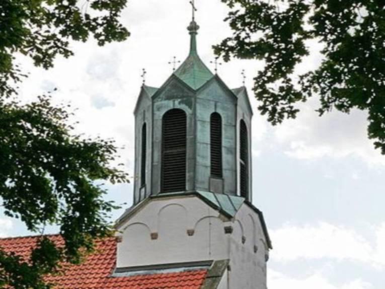 Turmansicht des Klosters als Ausschnit