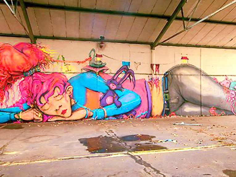 Street Art (Olf Lupin)
