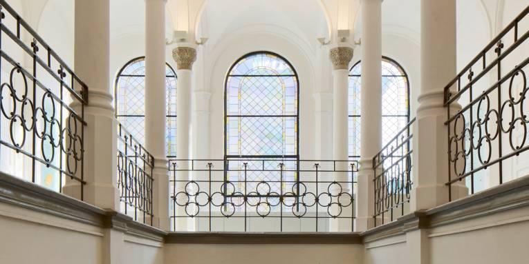 Foyer des Kunstvereins Hannover