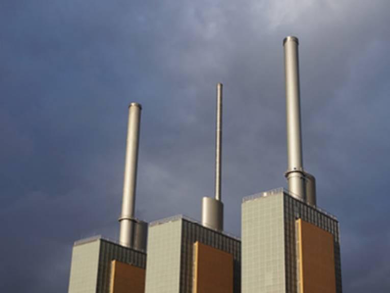 Das Heizkraftwerk Linden