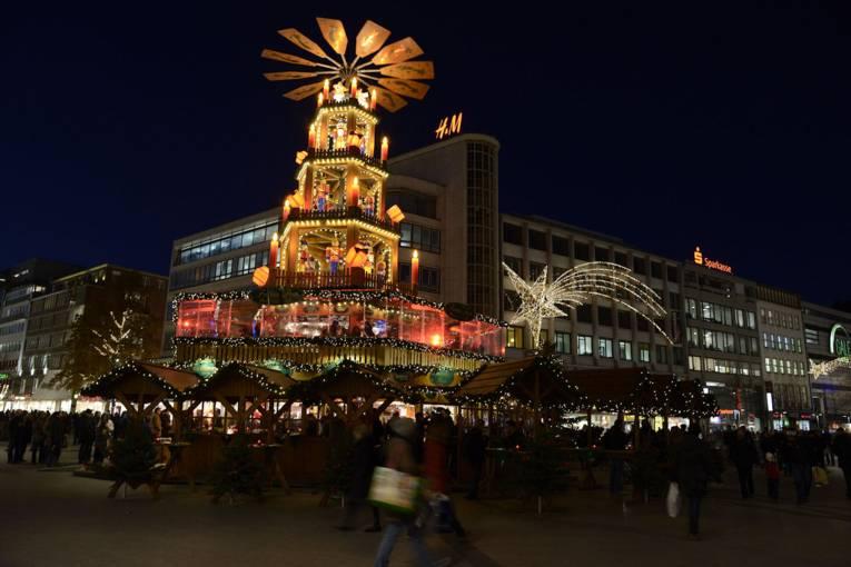 Weihnachtsmarkt Kröpcke