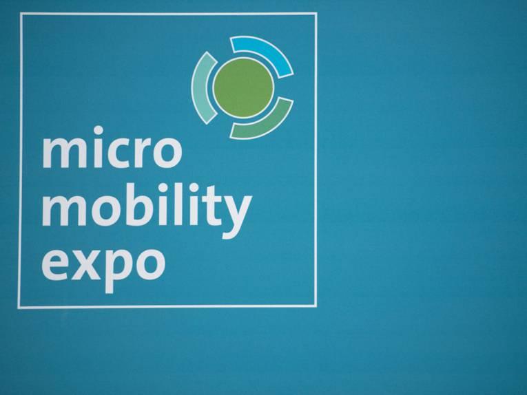Logo micro mobility expo