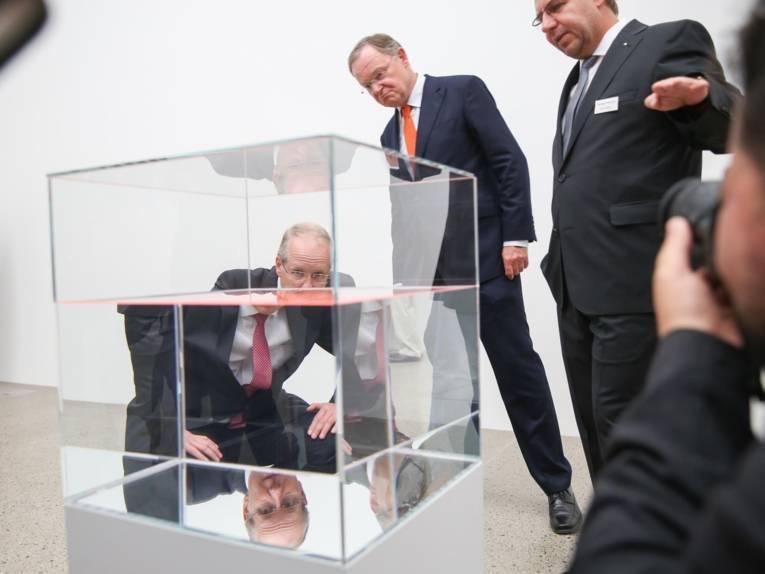 Eröffnungsrundgang Erweiterungsbau Sprengel Museum Hannover