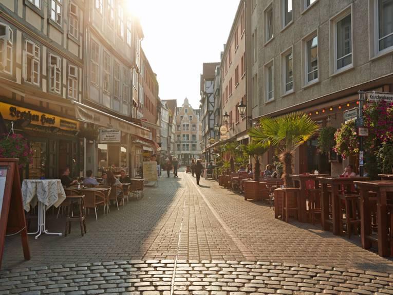 Hannover, Altstadt