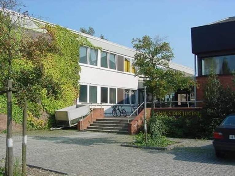 Haus der Jugend außen