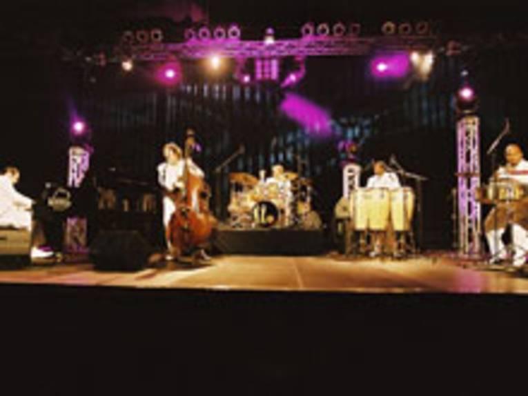 Klazz Brothers auf Bühne