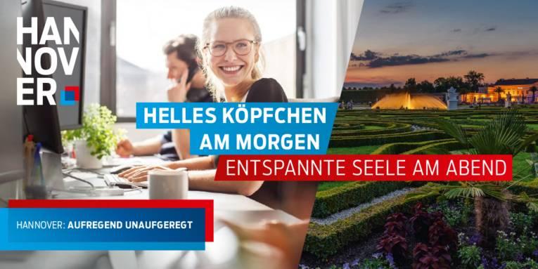 Hannover: Aufregend unaufgeregt - Dienstleistungen