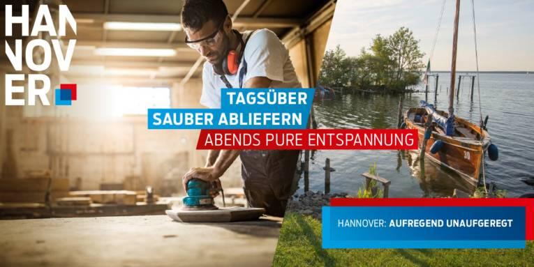 Hannover: Aufregend unaufgeregt - Fachkräfte Handwerk