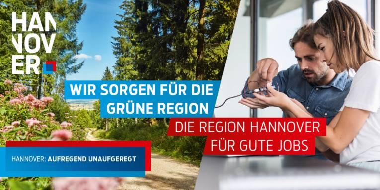Hannover: Aufregend unaufgeregt - Informations- und Kommunikationswirtschaft