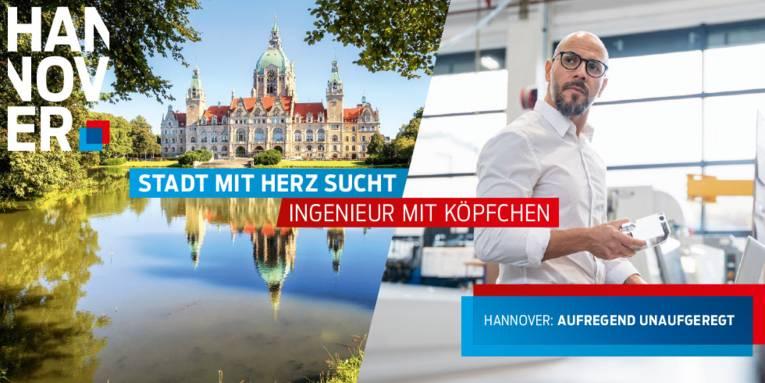 Hannover: Aufregend unaufgeregt - Fachkräfte Ingenieure